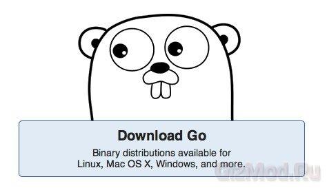 Google выпустила язык программирования Go