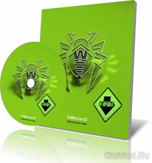 Dr.Web LiveUSB 6.00 (31.03.2012) - ����������� ����