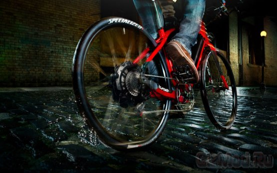 Велосипед Specialized Turbo быстрее дозволенного