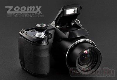 21-кратным зум в китайской камере ZoomX