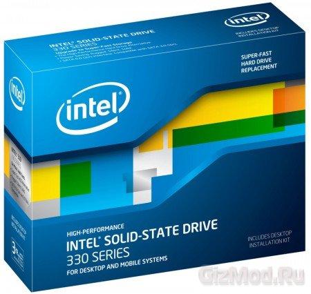 ������������� ���������� Intel SSD 330 Series