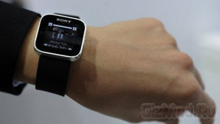���� Sony SmartWatch � ���������