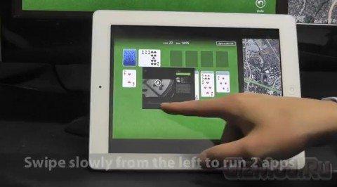 Windows 8 на iPad