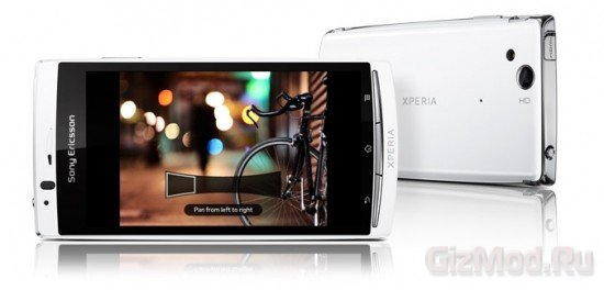 ��������� Sony Xperia 2011 ����������� �� ICS
