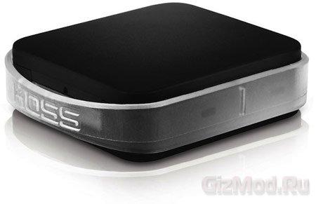Наушники Koss STRIVA с беспроводным доступом к Сети