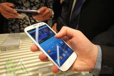 Samsung Galaxy S III ������ ������