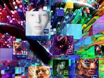 """Adobe обновила """"творческий"""" пакет программ"""