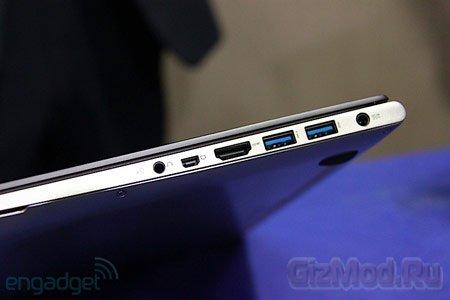 Представлен ультрабук ASUS Zenbook UX32VD