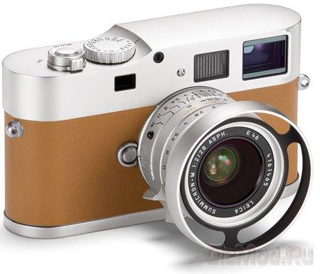 Набор Leica M9-P Edition Hermès ценой в $50 тыс