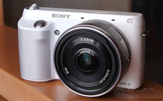 ������������ ���������� Sony NEX-F3 � A37