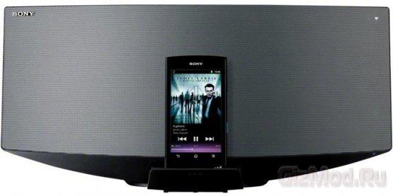 Док-станция Sony для устройств Walkman
