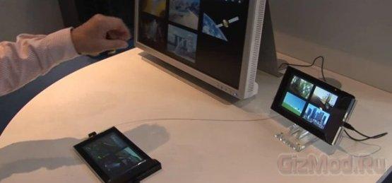 NEC представила конкурента Kinect