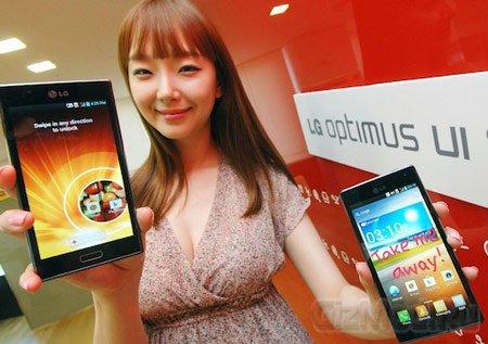 LG ���������� ���� �� Optimus LTE II � 2 �� ���