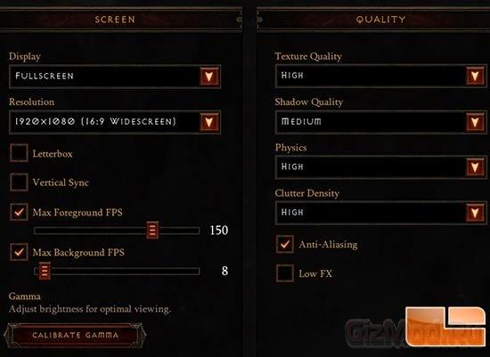 Trinity справляется с Diablo III лучше Ivy Bridge