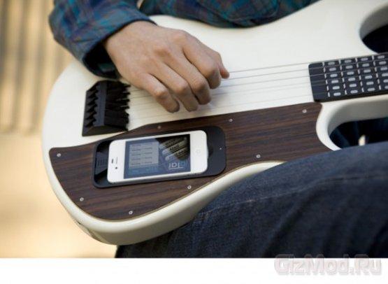 gTar - гитара для iPhone