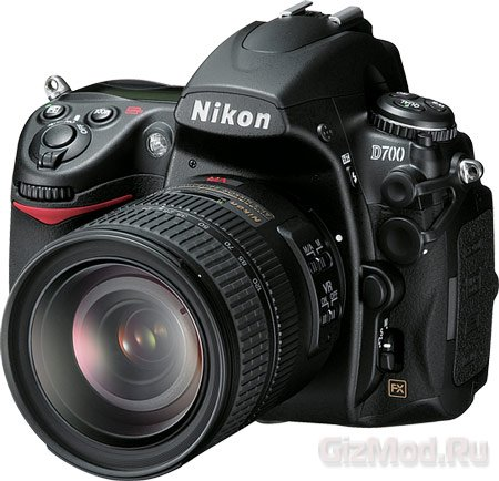 В FF зеркалке Nikon D600 установят «отвертку»