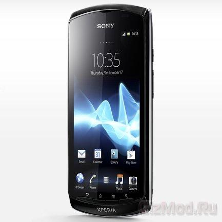 Sony Xperia Neo L ������� �� ������� �����