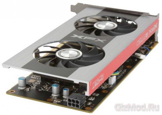AMD выпустила Radeon HD 7750 с частотой 900-МГц