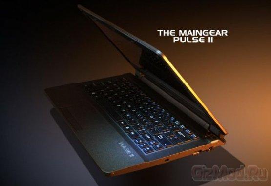 Ноутбук Maingear Pulse 11 любителям поиграть в дороге
