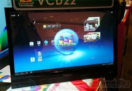 "22"" планшет ViewSonic"
