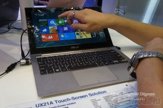 ��������� ASUS Zenbook Prime UX21A Touch