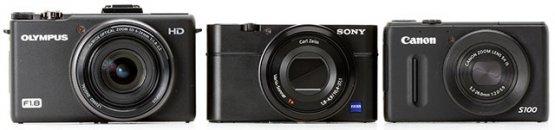 Гибридная камера Sony Cyber-shot DSC-RX100