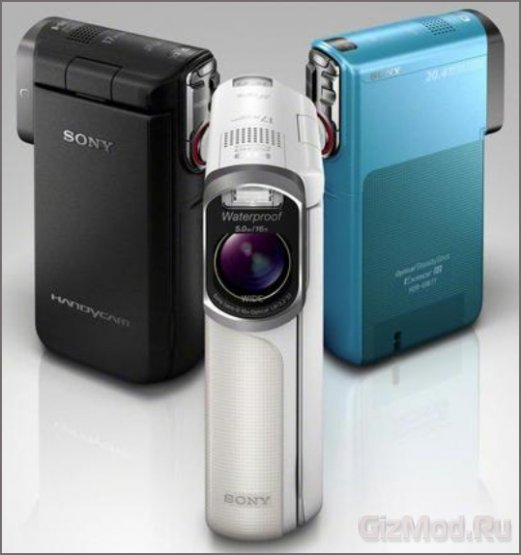 """���������"" Full HD-����������� Sony Handycam"