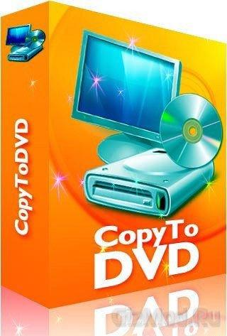 CopyToDVD 5.1.1.2 - развернутое копирование дисков