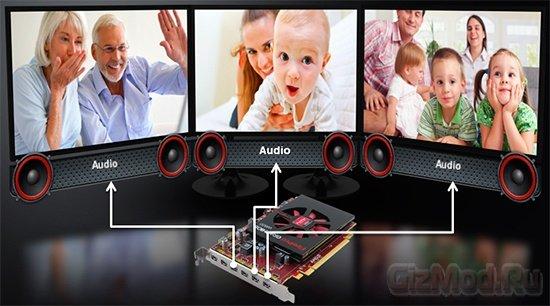 ���������� AMD FirePro W600 ����������