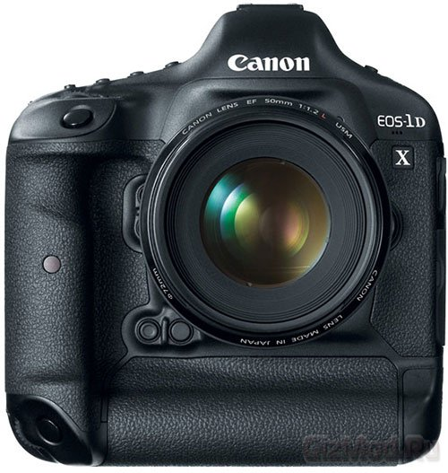 Дата релиза камеры EOS-1D X