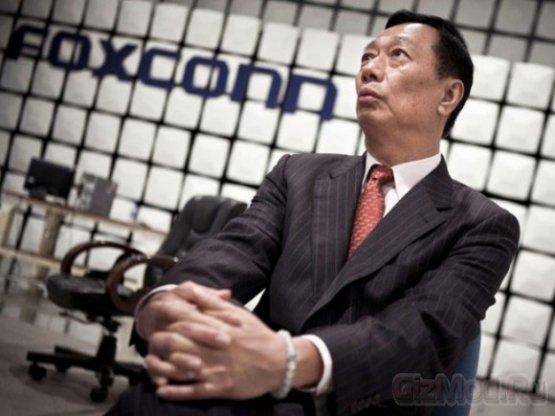 Foxconn: iPhone 5 ������� Samsung Galaxy S III