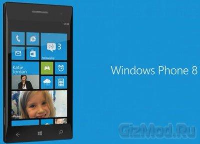 Три смартфона HTC под управлением Windows Phone 8