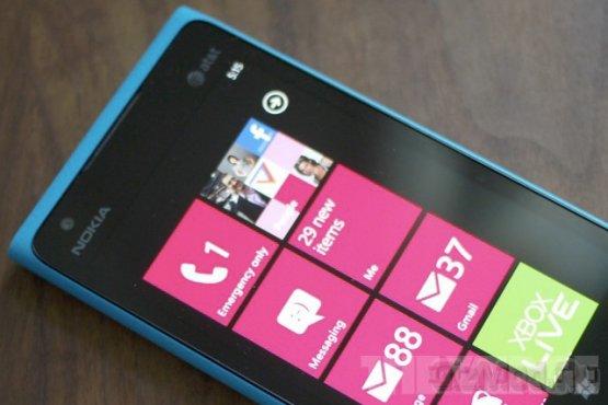��� ������ � Lumia 900