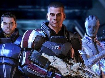 Расширенный финал Mass Effect 3