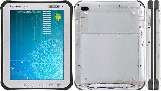 ������� � ���������� ���������� Panasonic ToughPad A1
