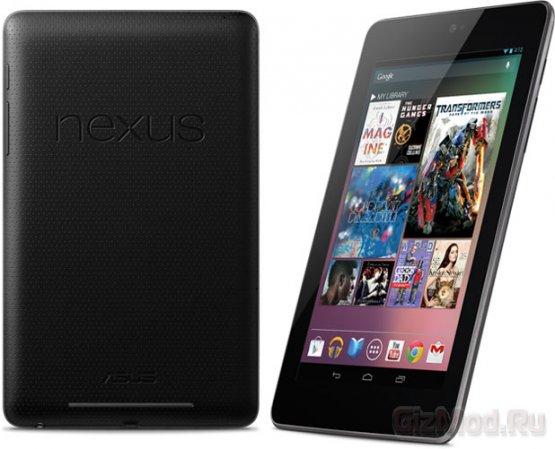 Google Nexus 7 �� ���� Android 4.1 ����������