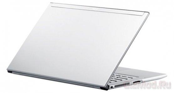 NEC LaVie Z - самой легкой ультрабук в своем классе