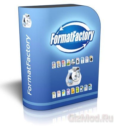 Format Factory 3.3.2.0 - ��������������� ���������