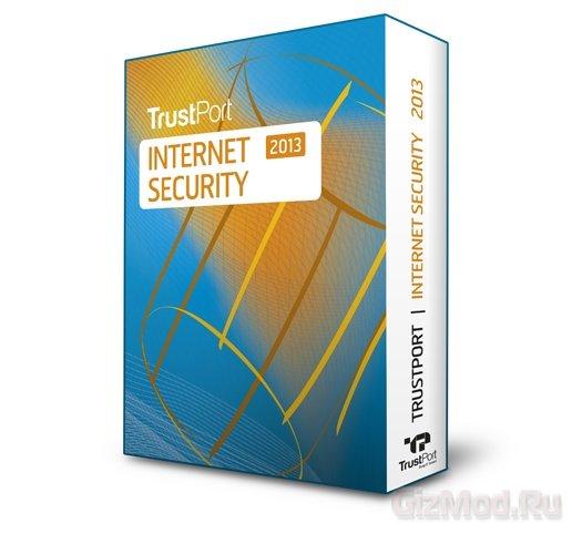 TrustPort Internet Security 2013 v13.0.1.5061 - антивирус