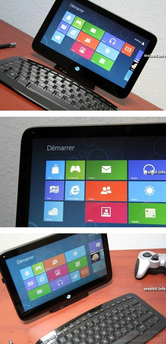Windows 7 и 8 планшет Evigroup SmartPaddle Pro