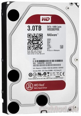 WD Red - ���������� ��� ������� ��������