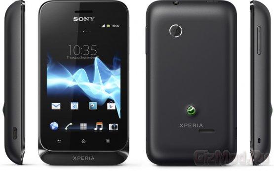 Sony Xperia tipo готов к выходу на рынок