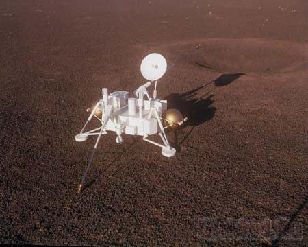 История исследования Марса