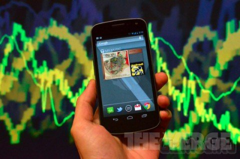 ����������� ������ �� Android 4.1 Jelly Bean