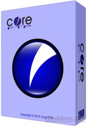 Core FTP 2.2 - удобная работа с FTP