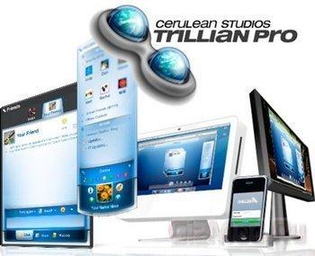 Trillian 5.4.0.16 - IM клиент