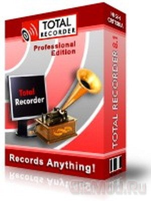 Total Recorder 8.3.4850 - ������� ����� ����