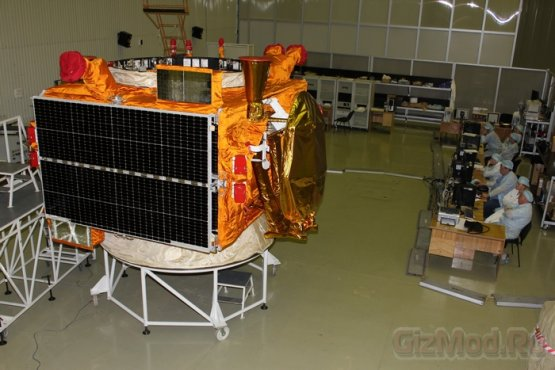 Два спутника пополнили коллекцию космического мусора