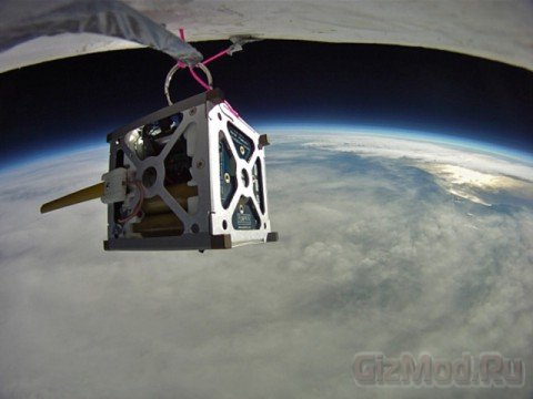 Google Nexus на орбите