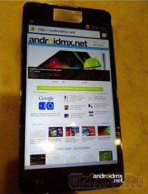 Супер телефон LG Optimus G E973